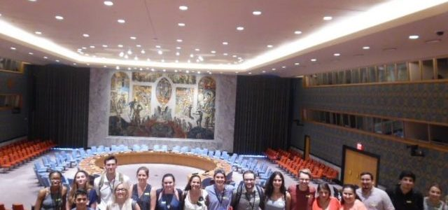 photo from the UN