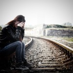 Has the economic crisis affected the rate of suicide?