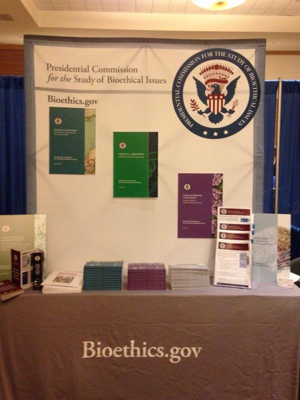 ASBH 2014 Booth