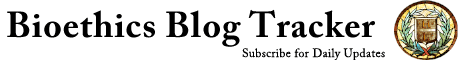 Bioethics Blog Tracker Logo