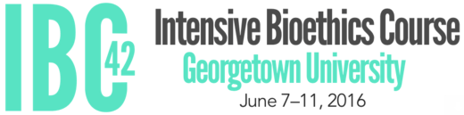 Intensive Bioethics Course