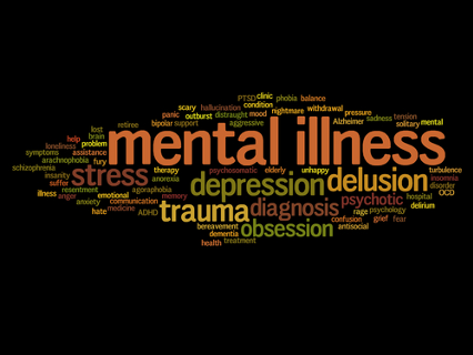 psychosis portrayed in the media The psychopathology of cinema: how mental illness and psychotherapy are portrayed in film  psychosis as equivalent to quadriplegia (us dept of health and human.